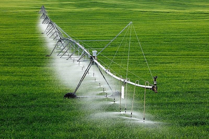 Water irrigation