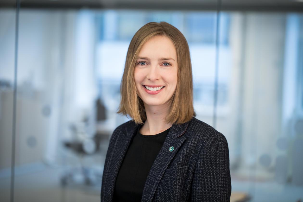 Forsknings- og høyere utdanningsminister Iselin Nybø