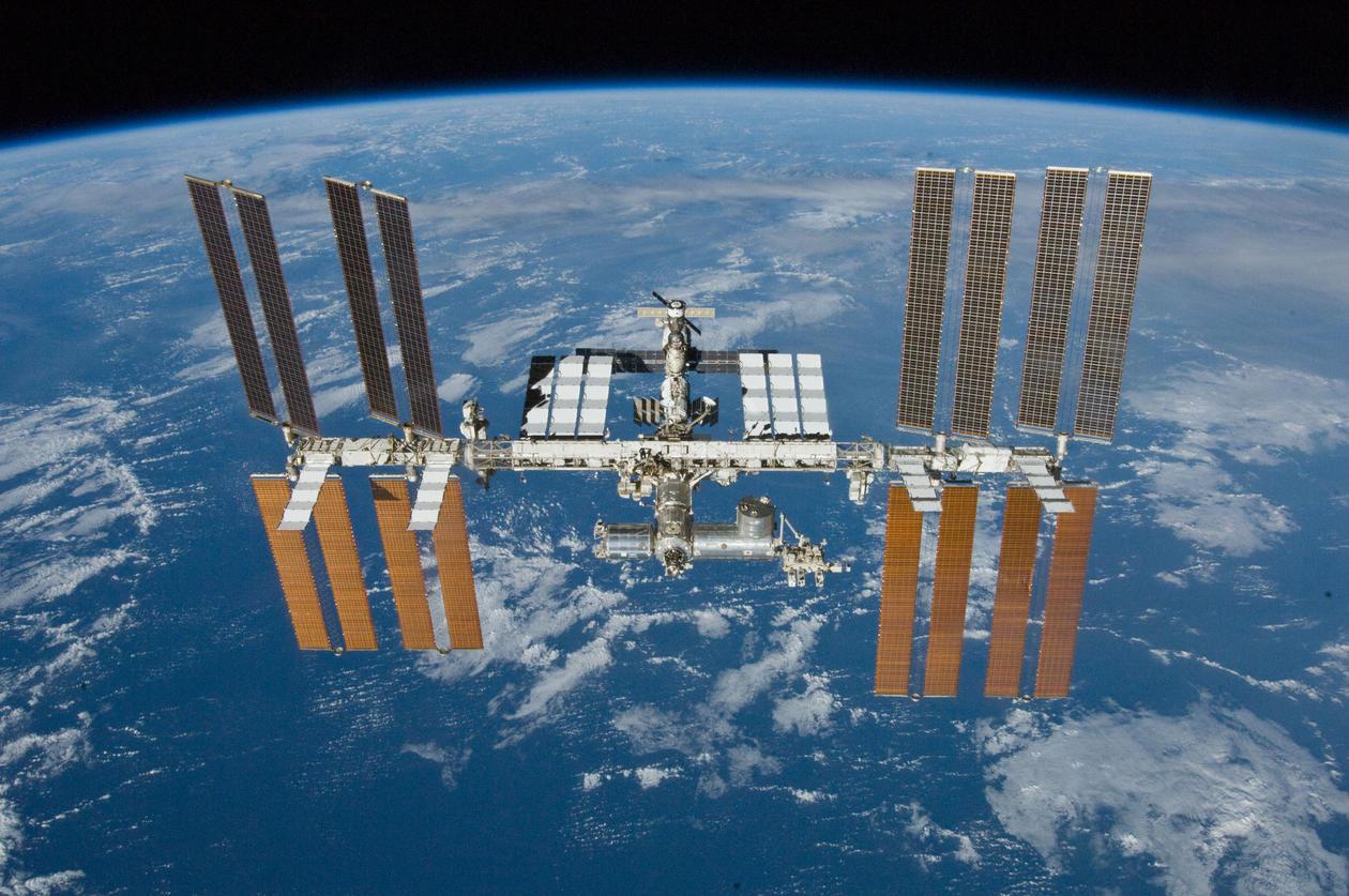 Den internasjonale romstasjonen