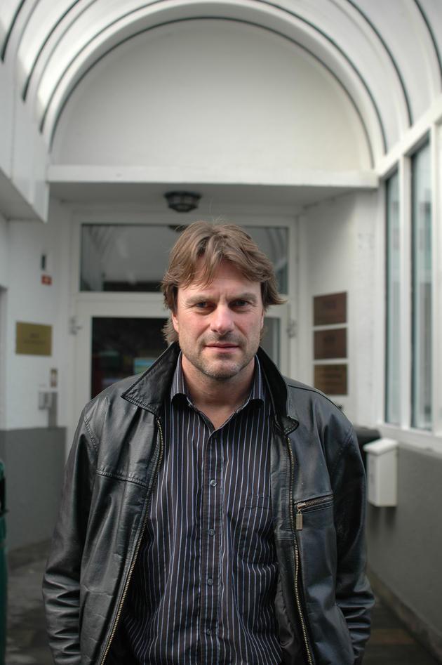 Portrettfoto Ivar Gaasland