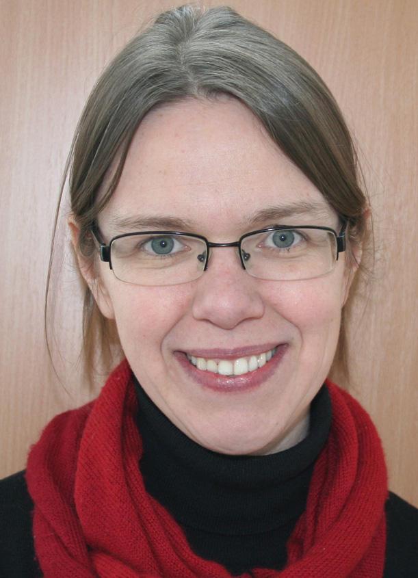 Førsteamanuensis Elisabeth Ivarsflaten