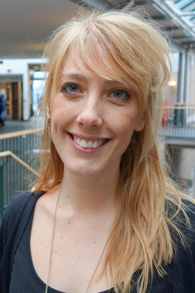 Maja Janmyr, postdoktor, rettsvitenskap