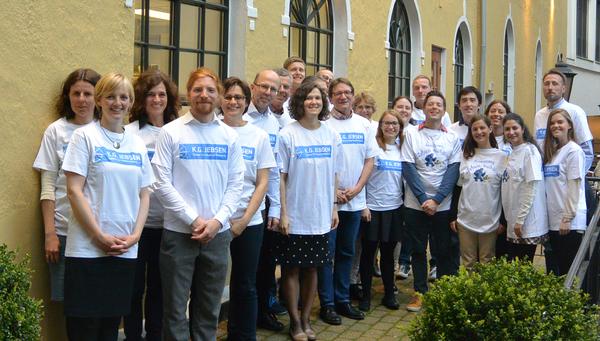 Medlemmene i K.G. Jebsen senter for forskning på nevropsykiatriske lidelser