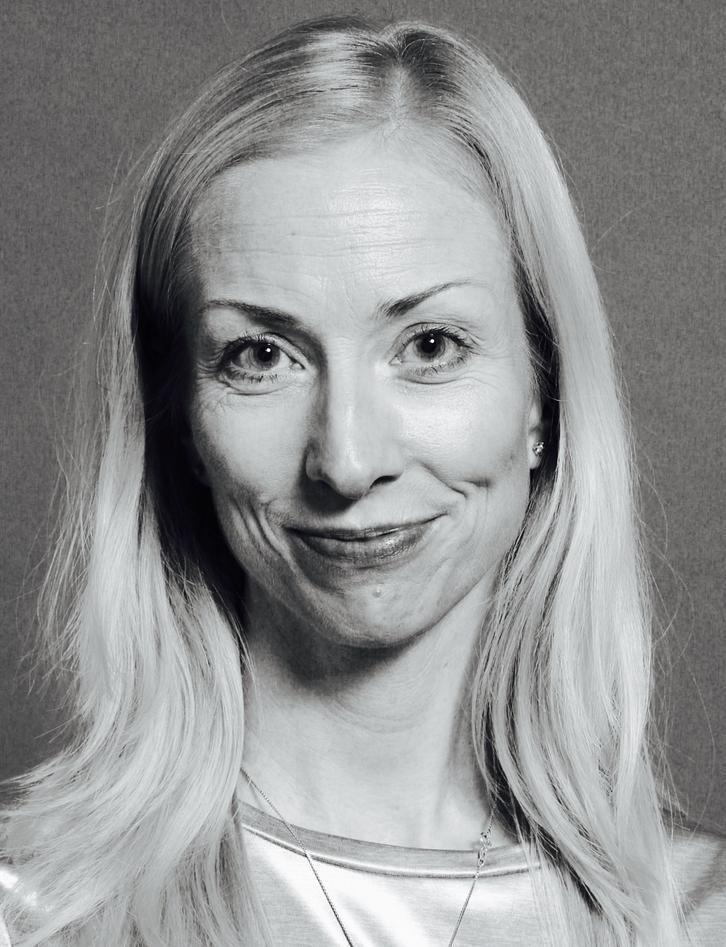 Portrait of Jenny Husby