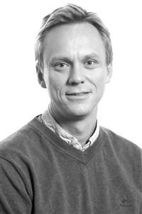Headshot of Jens Fosse