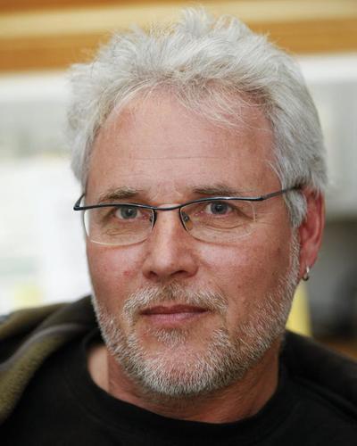 Jeppe Kolding, professor ved Institutt for biologi.
