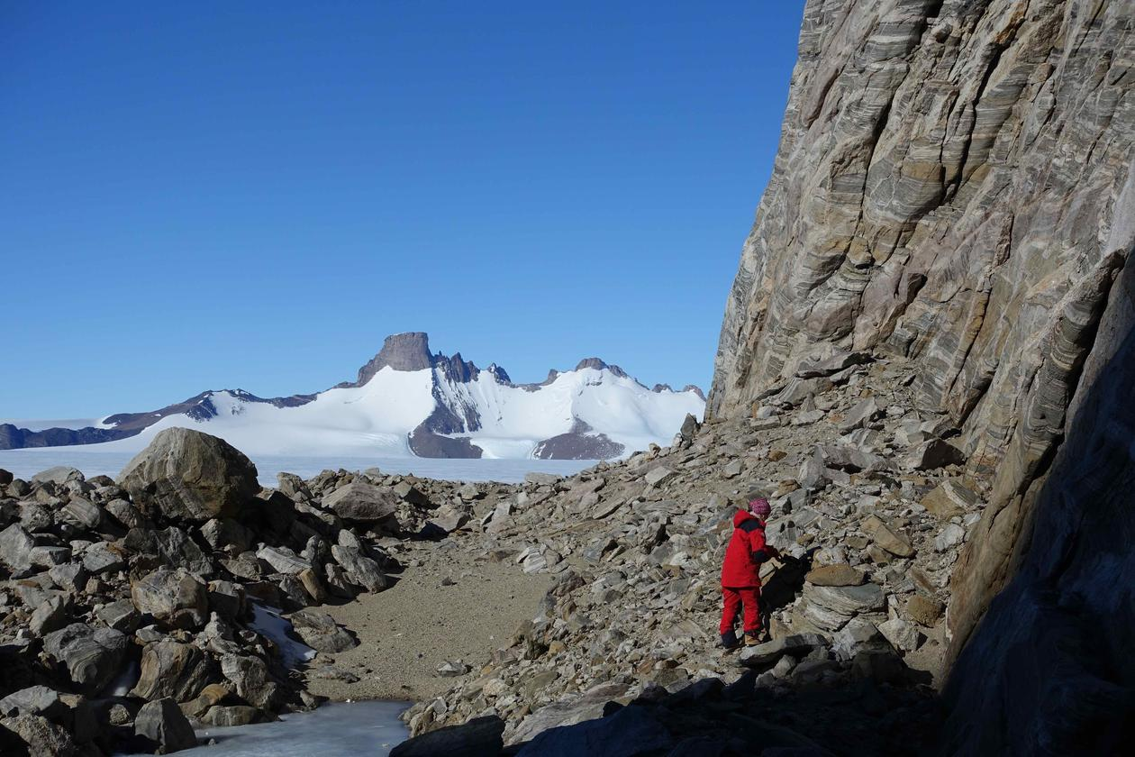 Fjell i Antarktis