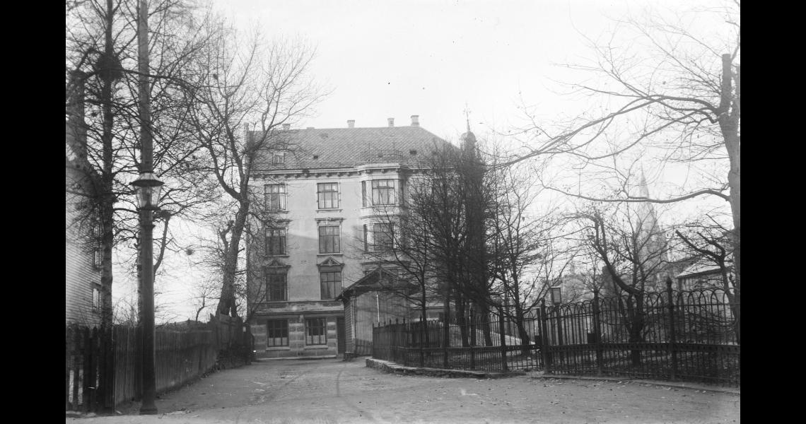 Bilde av Joachim Frieles gate