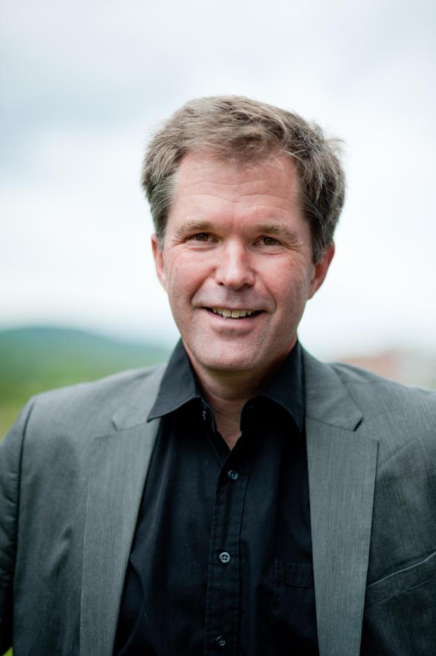 Portrett av John Arne Røttingen