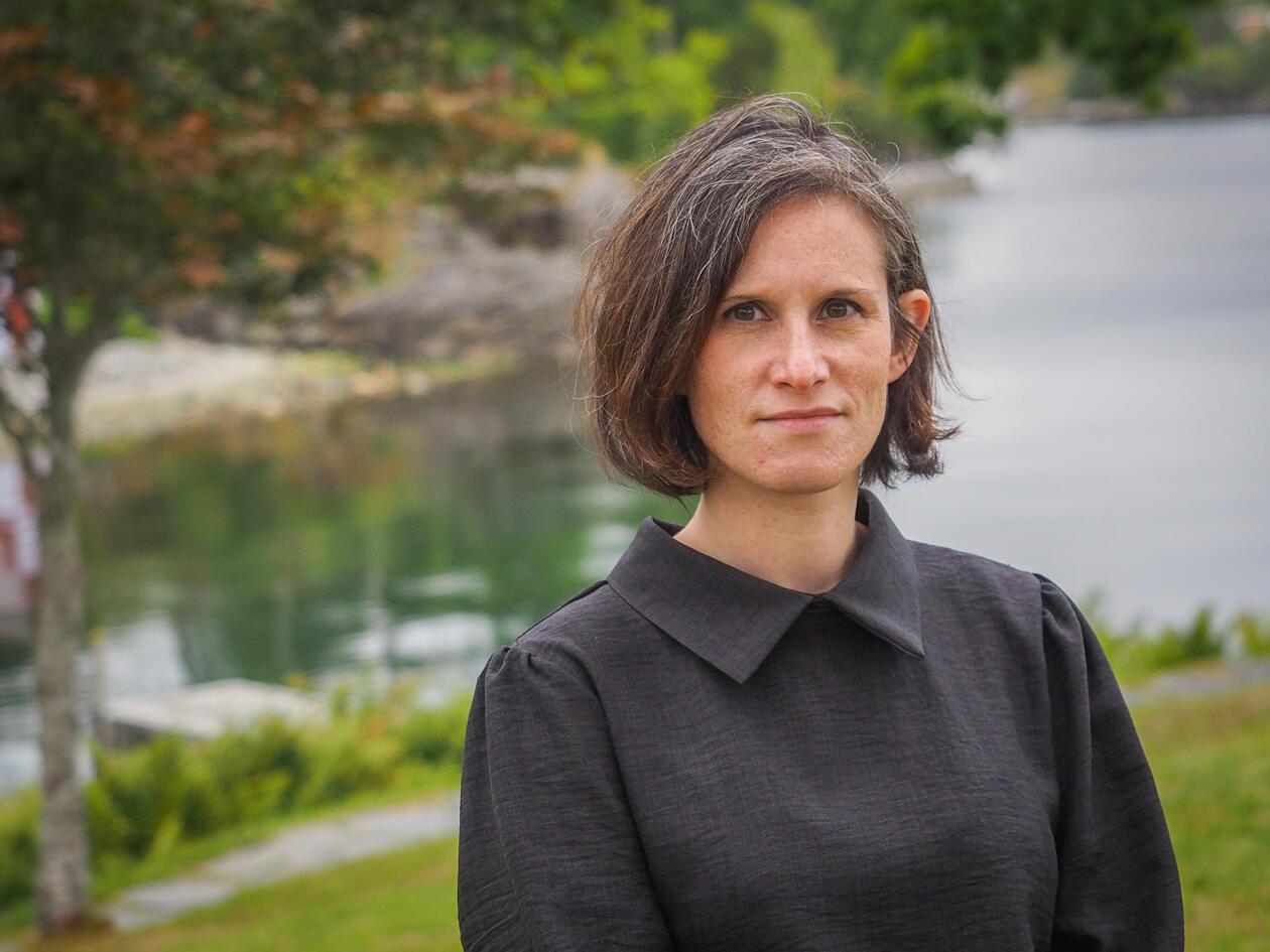 Kristine Jørgensen – visedekan for utdanning SV fakultet