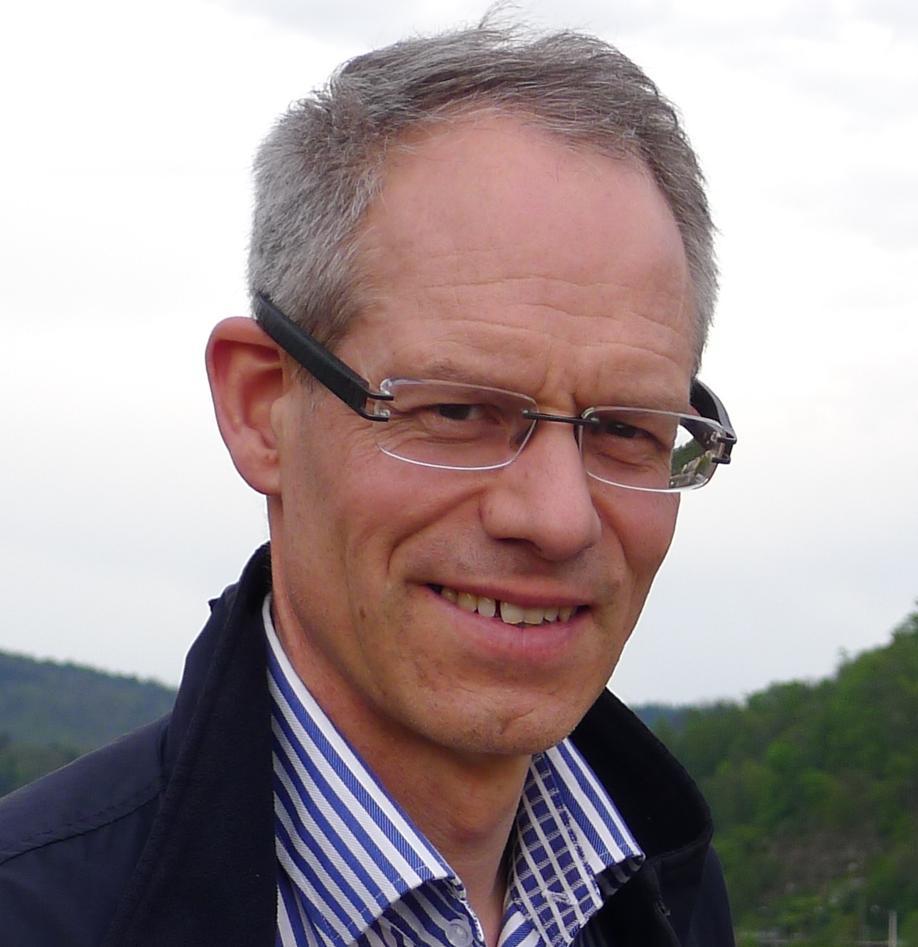 Portrettfoto Jørund Langørgen