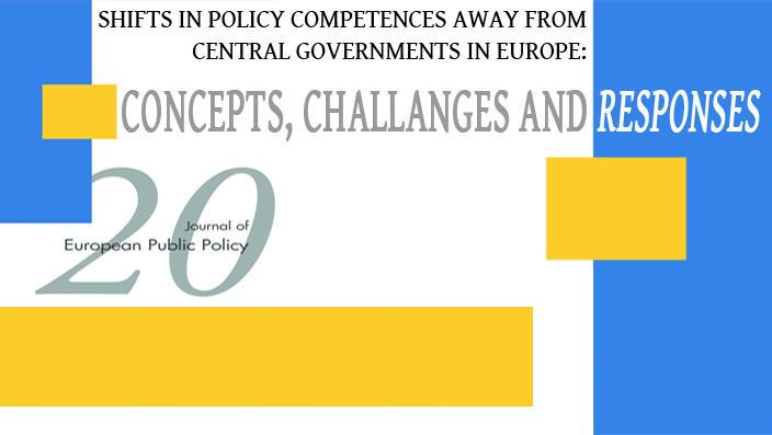 Forside European Public Policy Journal