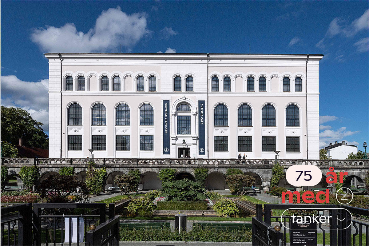 Universitetsaulaen i Bergen