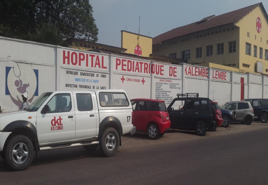 Kalembe Lembe Pediatric Hospital