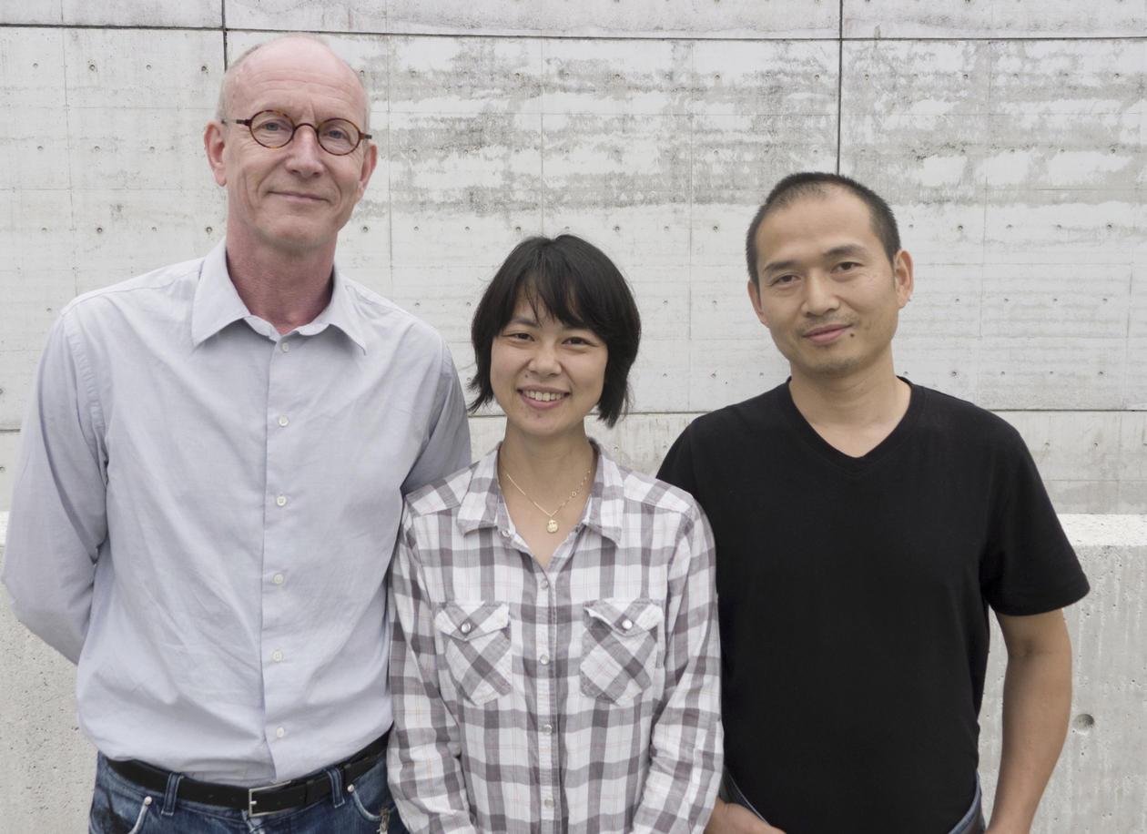 Karl-Henning Kalland, Yi Qu og Xisong Ke