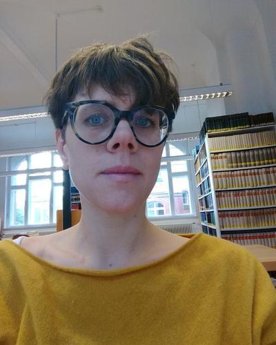 Profile picture wait researcher Kari Anne Drangsland