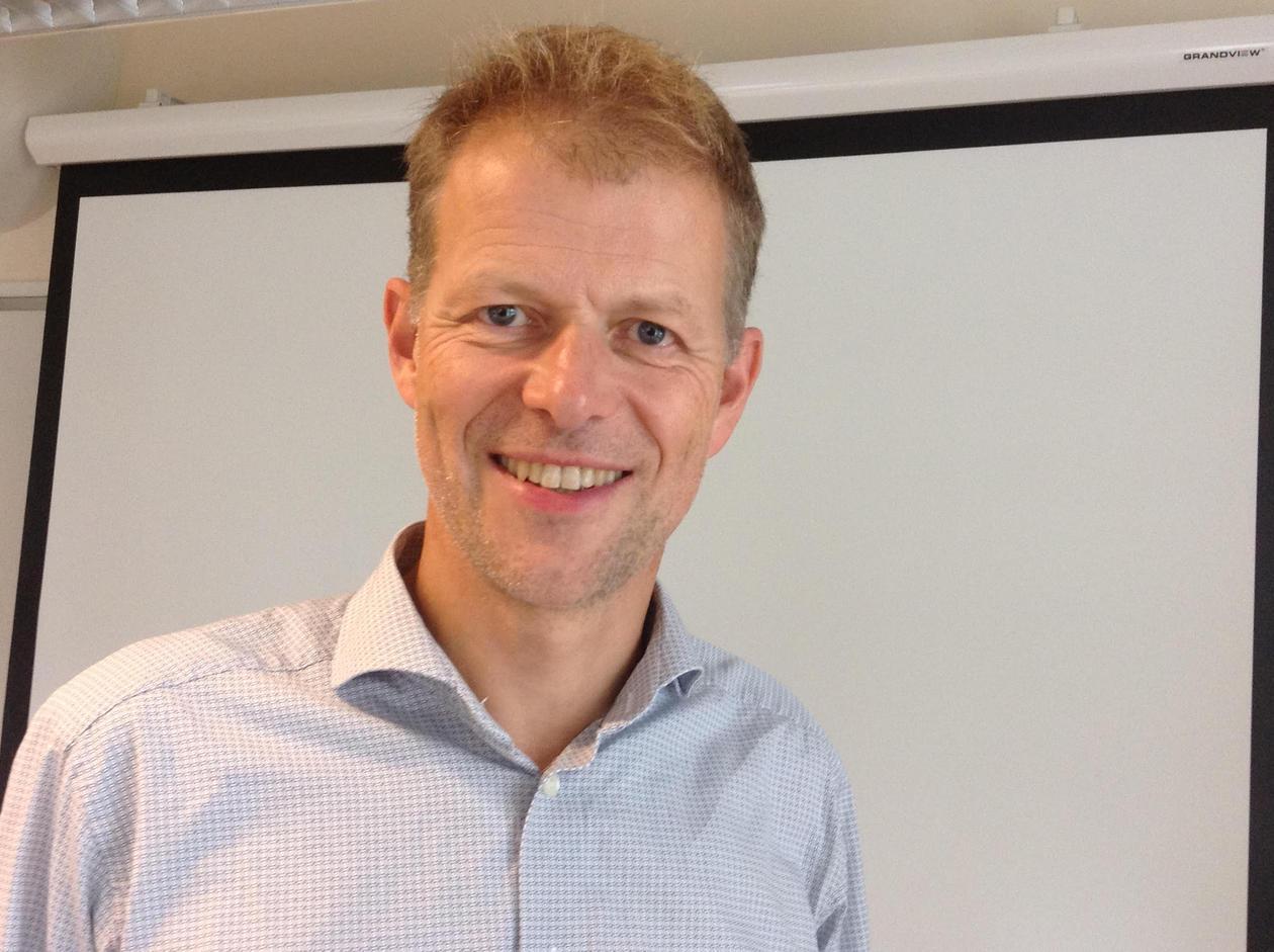 Forskningskoordinator Kårstein Måseide, Senter for klima- og energiomstilling, Universitetet i Bergen (UiB).