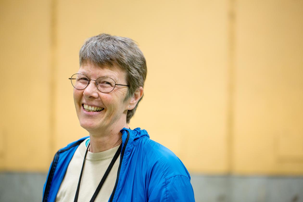 Anne Berit Guttormsen er en populær lærer blant medisinstudentene. - Jeg tror det er fordi jeg bryr meg og gir kritikk på godt og vondt, sier hun.