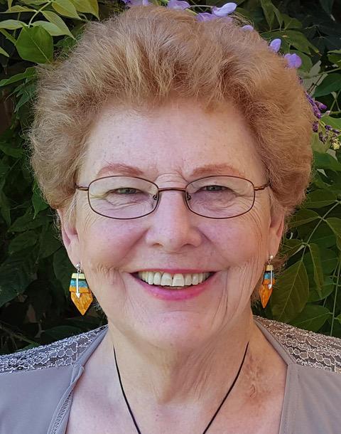 Headshot of N. Katherine Hayles
