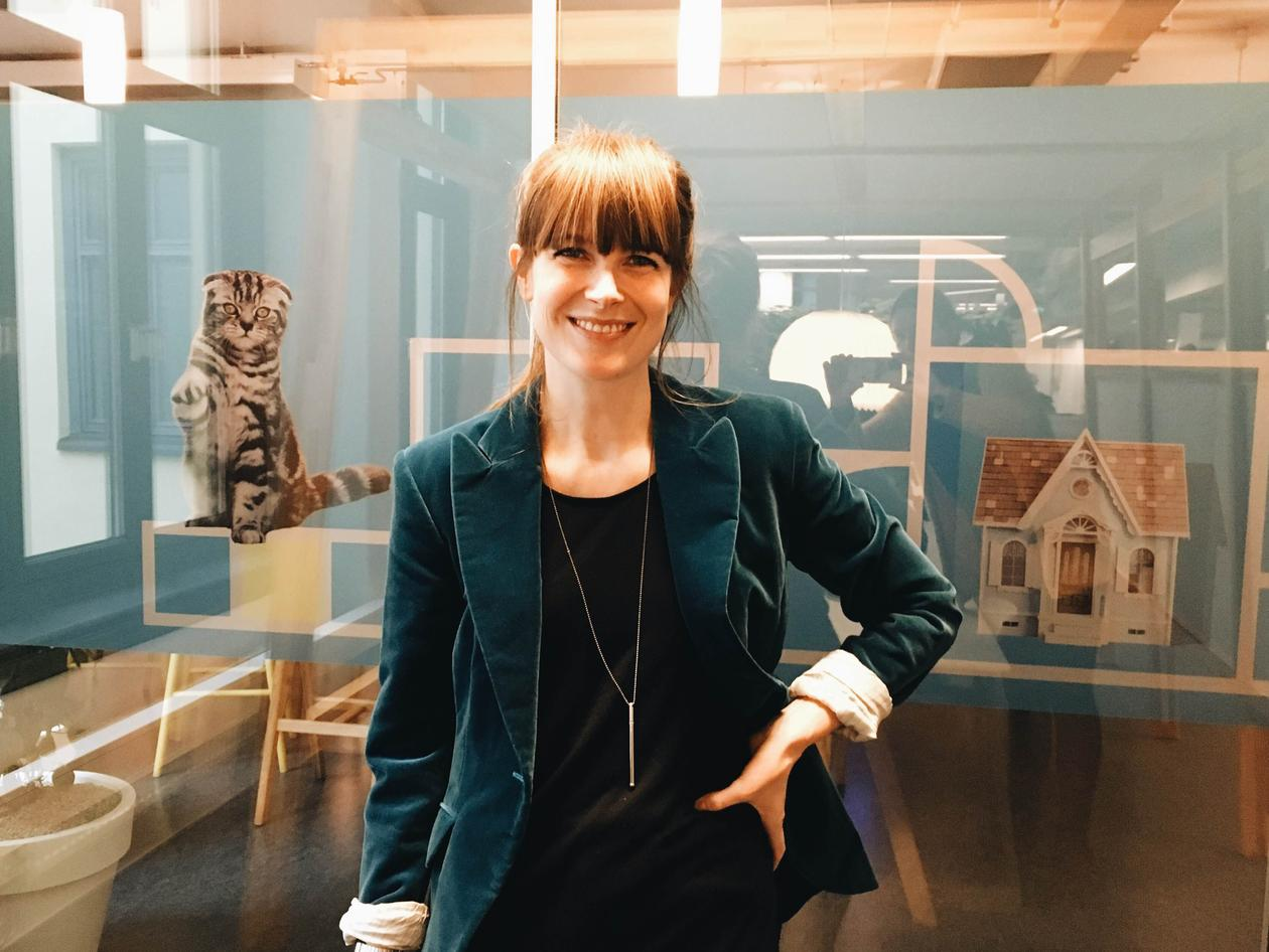 Katrine Opshaug Bakke mener det å dra på utveksling er det lureste man kan gjøre som student.