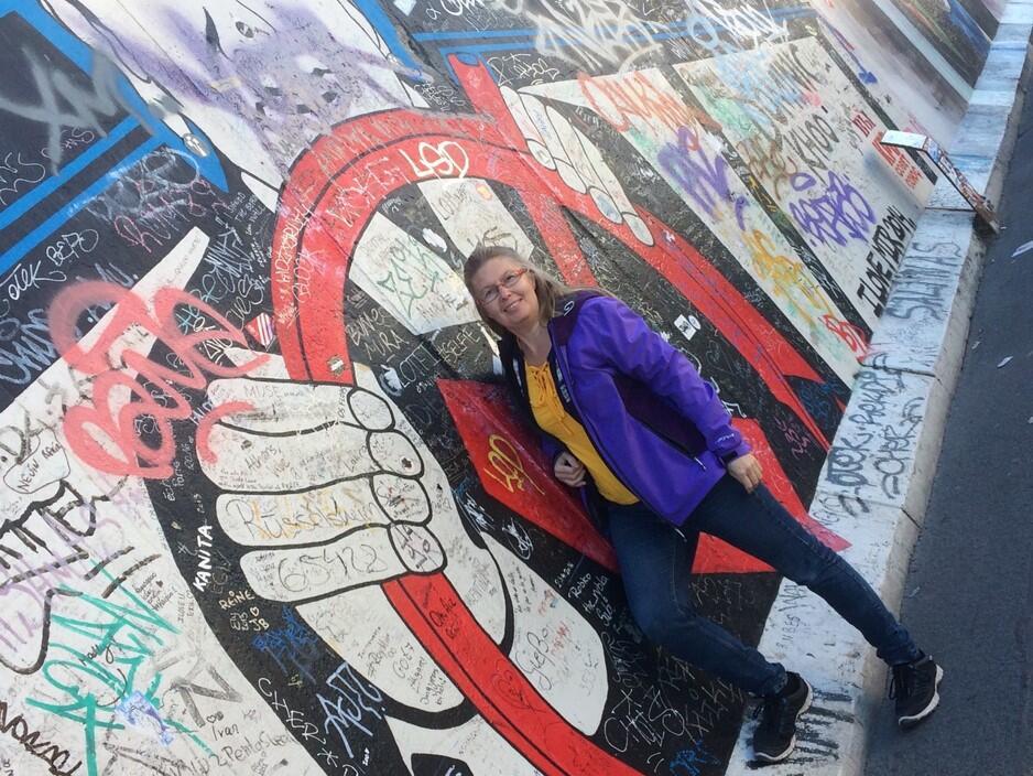 Lærer Katrin Saarik