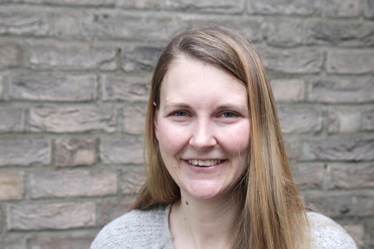 Portrett av Katrine Vellesen Løken