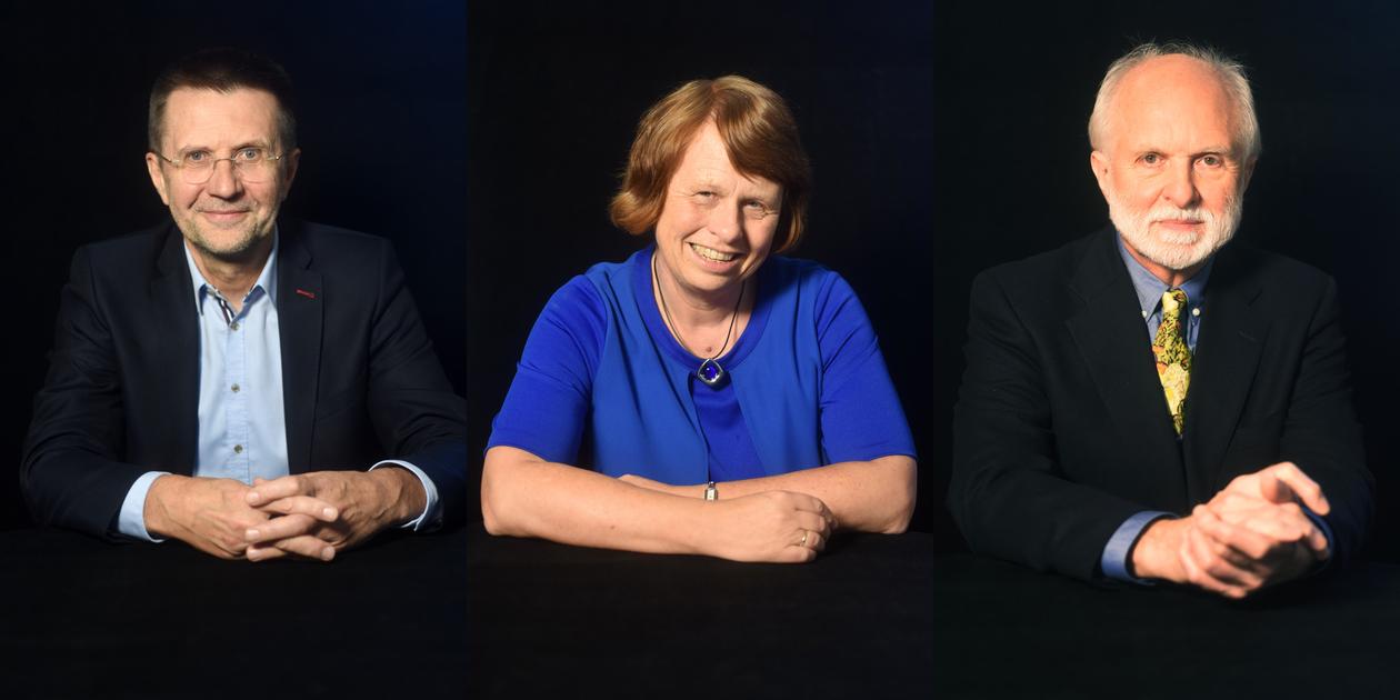 Profile Kavli Prize Laureates 2018