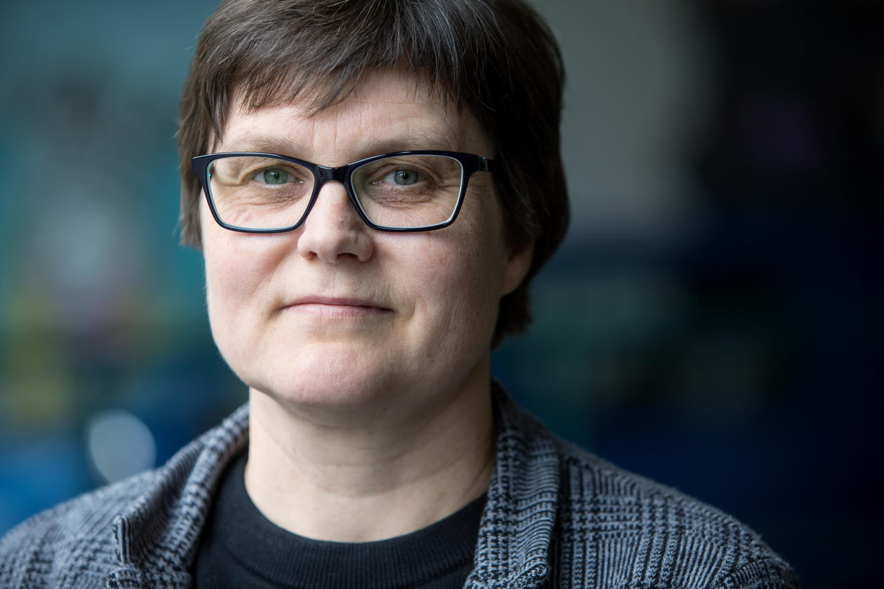 Energy director Kristin Guldbrandsen Frøysa, University of Bergen