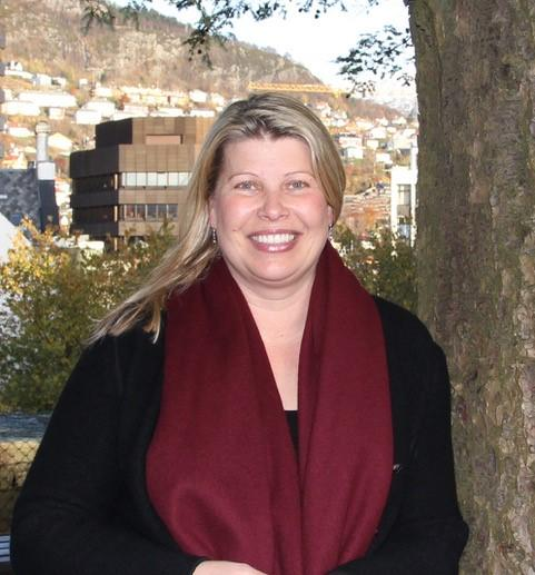 Portrett av Kikki Kleiven