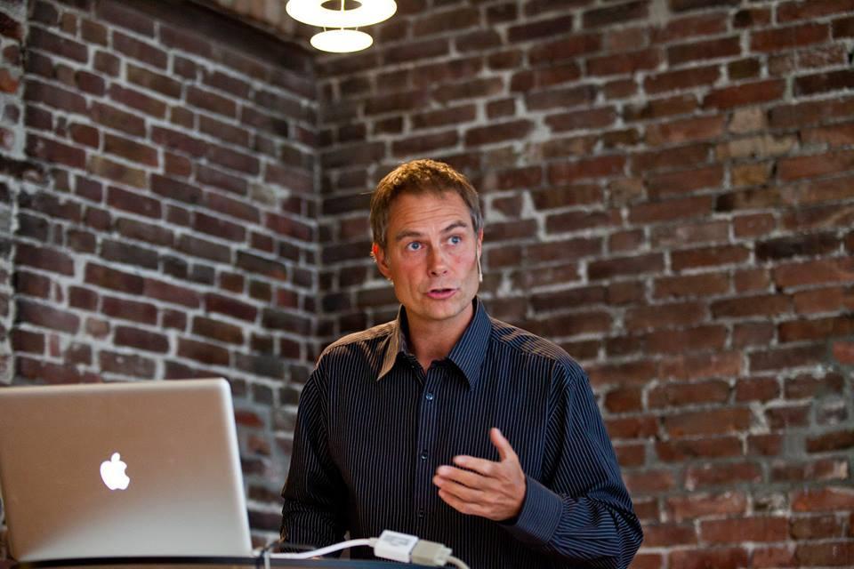 Jens Kjeldsen holder foredrag