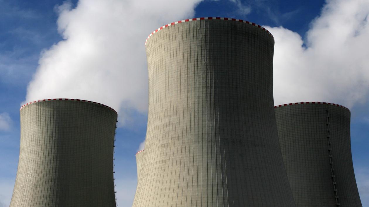 Kjøletårn atomkraftverk