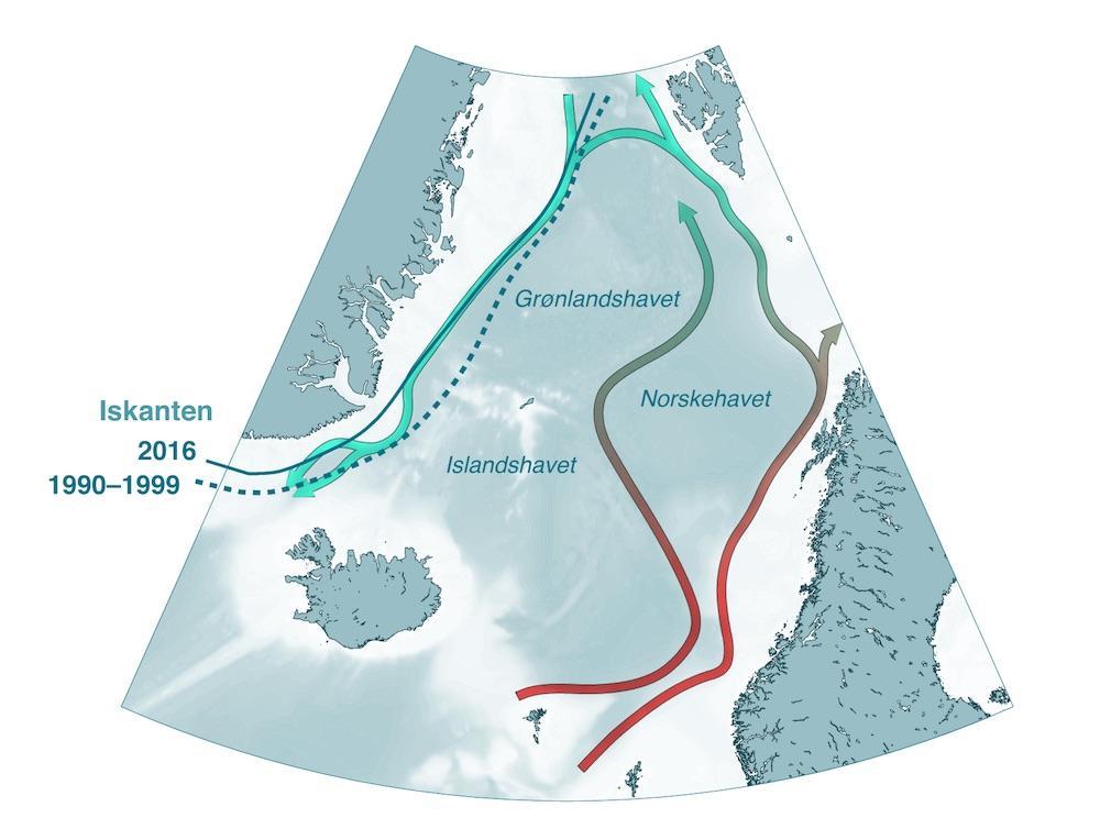 Kjetil Våge havstrømmene