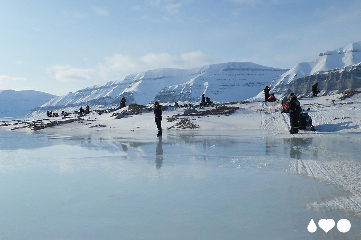 Institutt for geografi, Svalbard