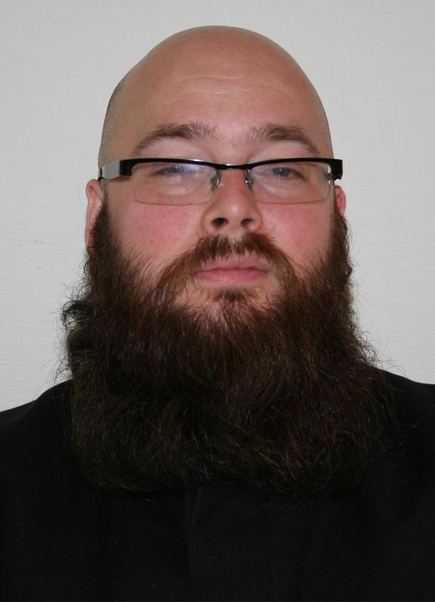 Stipendiat Kristian Bjørkelo