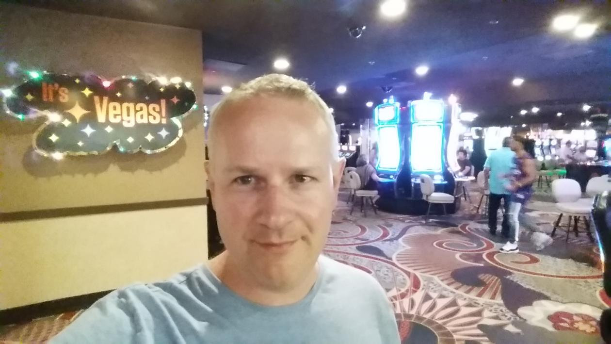 En tur til Las Vegas hører med når man er i USA