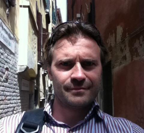 Kristian Larsen i Pisa