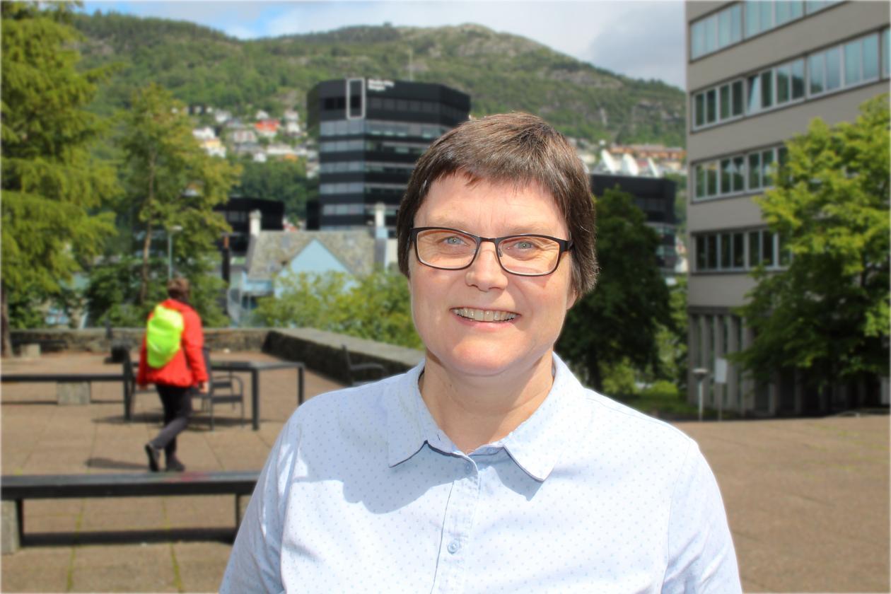 Kristin Guldbrandsen Frøysa, energidirektør ved UiB