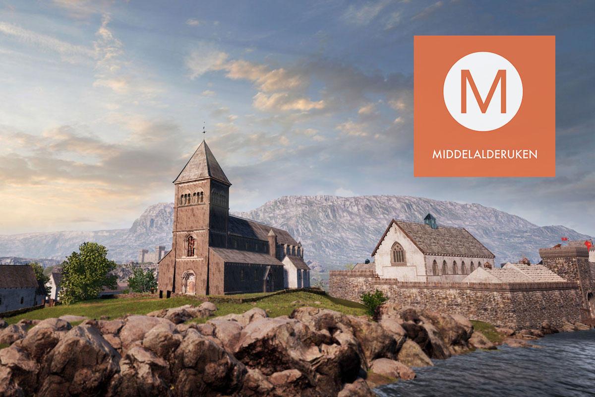 Lansering av Bergen Anno 1320