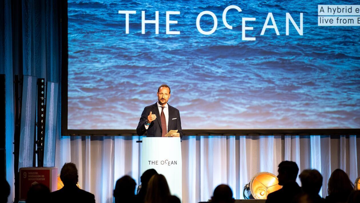 kronprins Haakon, The Ocean 2021