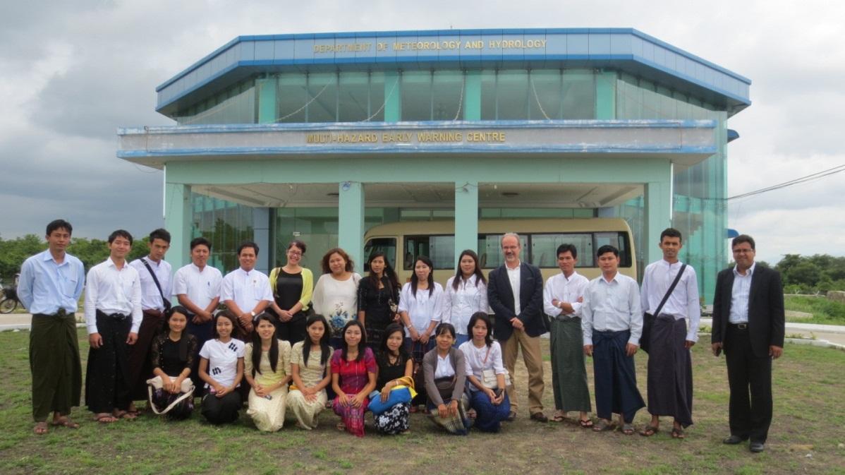 Group in Myanmar