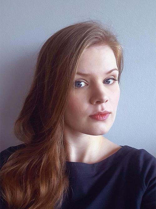 Picture of Amanda Kvarven