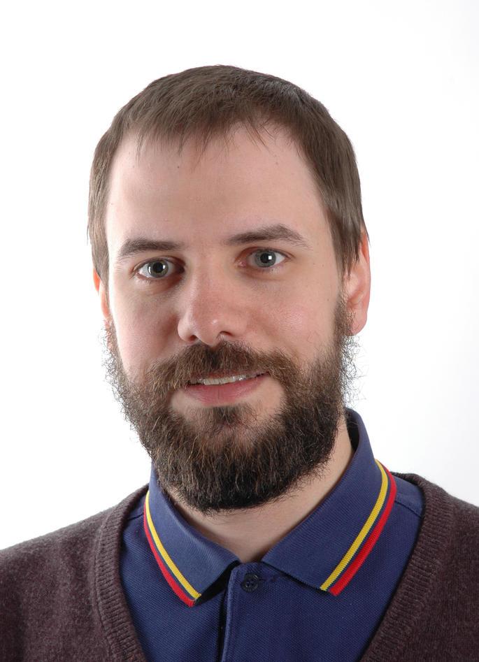 Portrettfoto Kyrre Skjerdal
