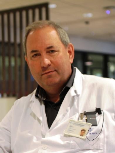 Portrait of Lars Akslen