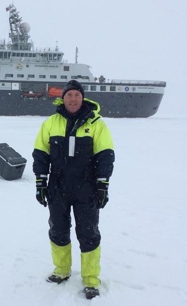 post-doc Lasse Mork Olsen