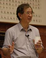 Professor emeritus Yuan T. Lee