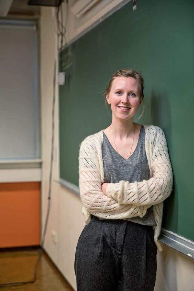 Portrett av Inger-Hanne Dale