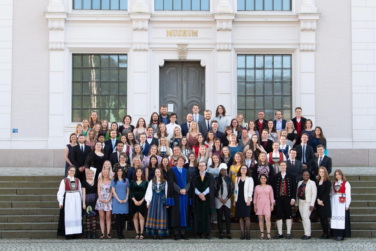 Bilde av kandidatene på PPU