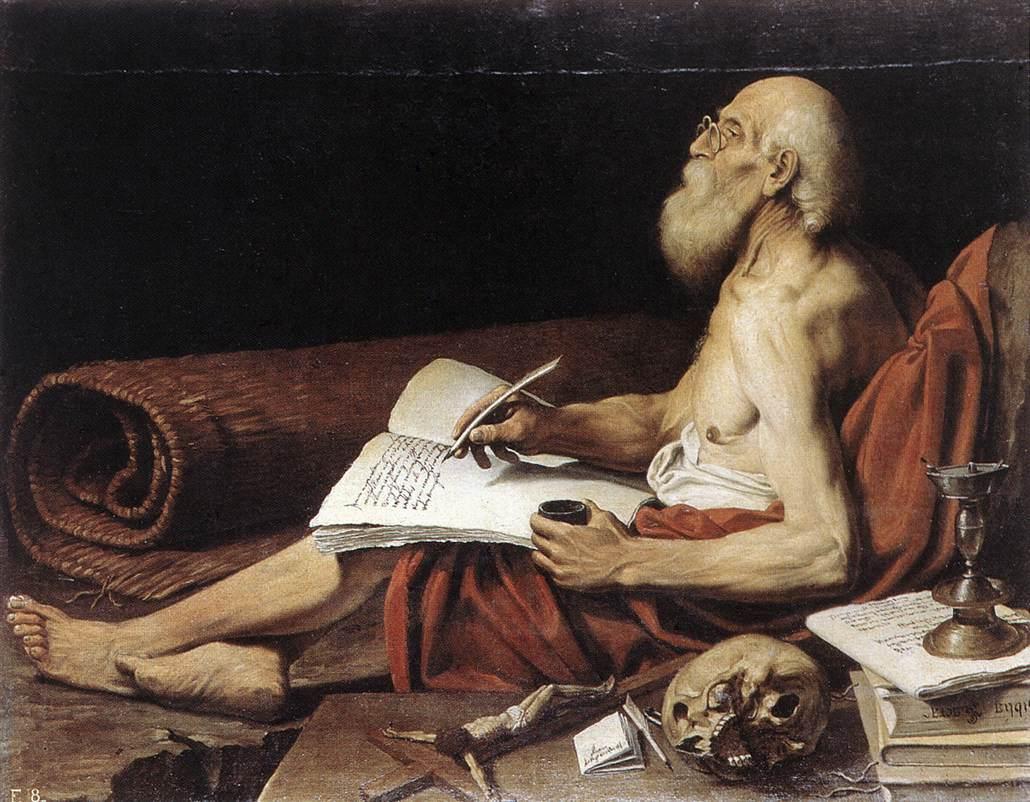 Leonello Spada - St Jerome (1610)