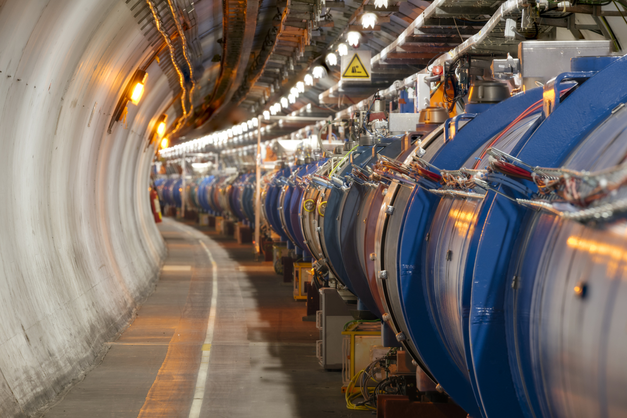 LHC ved CERN