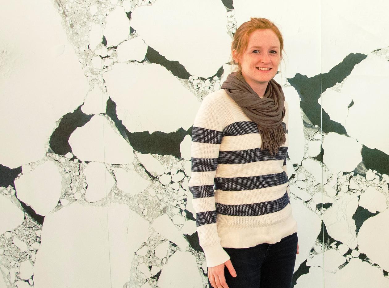 Stipendiat Lisbeth Håvik er på utveksling ved WHOI i USA.
